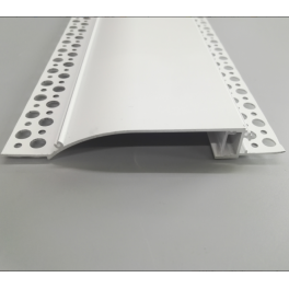 ALP086 Recessed Aluminium LED profile for drywall use
