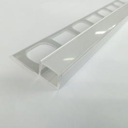 ALP087 Recessed Aluminium LED profile for drywall use