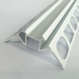 ALP088 Recessed Aluminium LED profile for drywall use