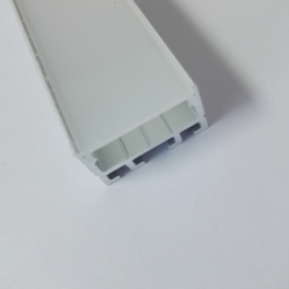ALP109 1inch Aluminium LED profile For Surface or Recessed  light