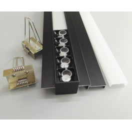 Unlimited Linear System  FL-ULS30-TS for Recessed light